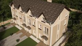 Жилой дом в г.Николаев (вариант 1)