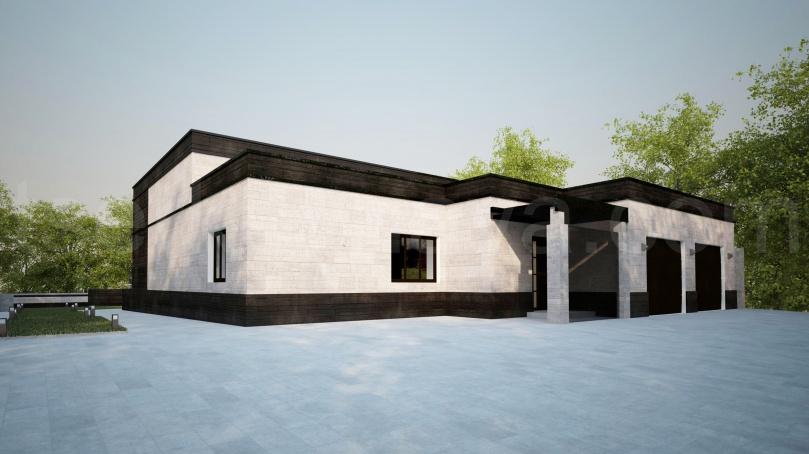 Индивидуальный жилой дом в Харьковской области