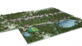 Проект поселка
