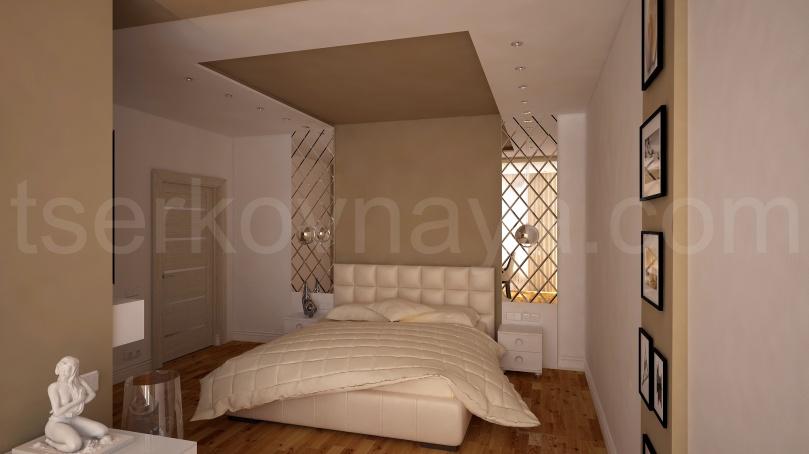 Интерьер с использованием мебели, с которой семья решила не расставаться